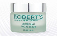 Redifining Facial Scrub