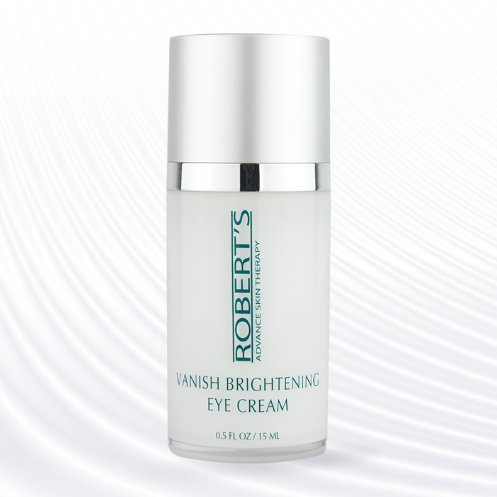 Vanish Brightening Eye Cream
